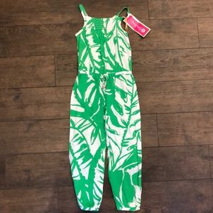 Lilly Pulitzer for Target 4T Jumpsuit- NEW